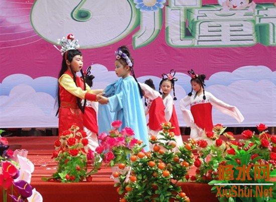 园共庆六一儿童节